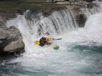 Sfide sul kayak