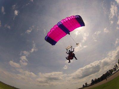 Lancio in paracadute biposto a Ravenna 3 ore