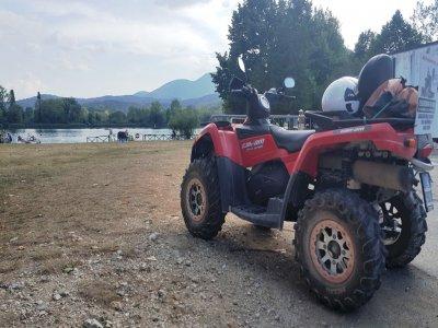 Escursione in Quad 1,30h in Valnerina
