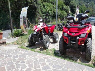 Excursion in Quad tour 8h in Valnerina