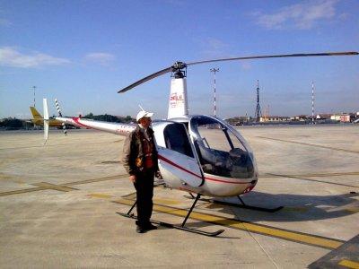 Ela Aviacion Italia Volo Elicottero