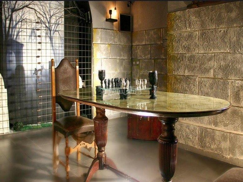 il trono di dracula