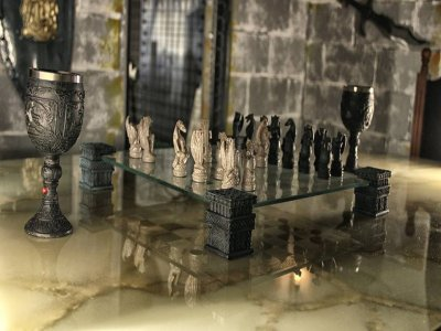 Escape Room Stanza Il Castello di Dracula Roma