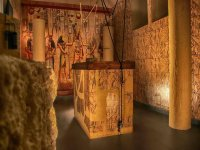 la tomba del faraone