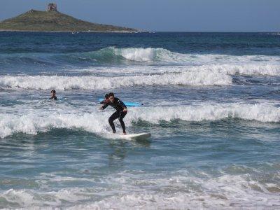 Isola Surf School Surf