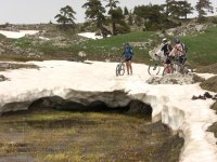 Mountain biking in the heart of Pollino
