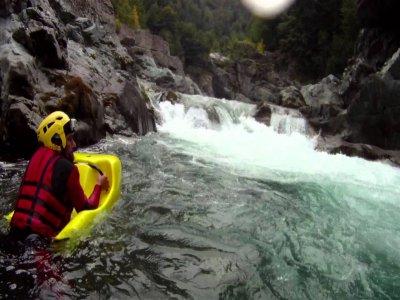 Hydrospeed 3 km fiume Sesia (14-17 anni)