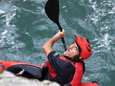 Kayak 4h sul fiume Sesia (lezione collettiva)