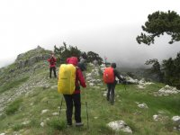 Trekking nel Pollino
