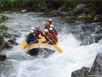 Rafting sul Lao