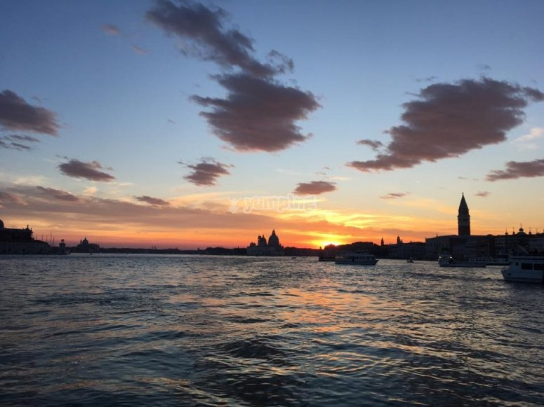 la bellissima Venezia
