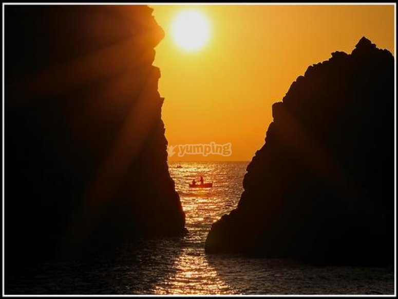 Sicilian sunsets