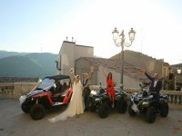 Matrimonio in quad