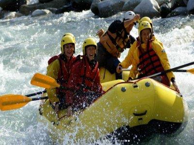 Rafting in Valsesia (3 ore e 30 minuti)