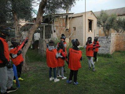 Paintball 150 colpi per bambini (9-14 anni),Ortona