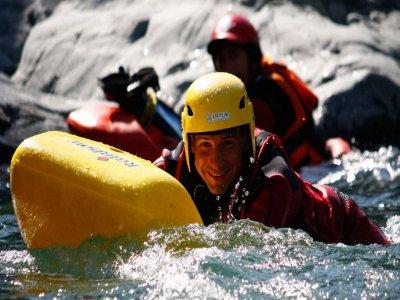 Hydrospeed in Valsesia ( 3 ore e 30 minuti)