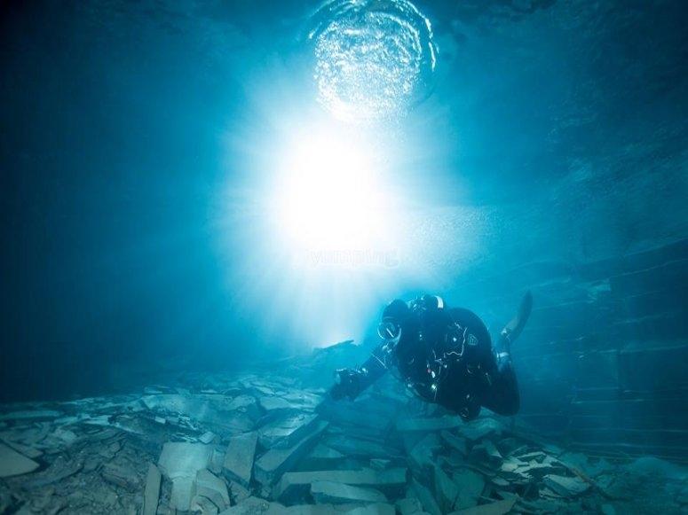 Alla scoperta dei relitti sommersi