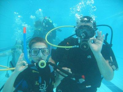 Corso Scuba Diving, Genova