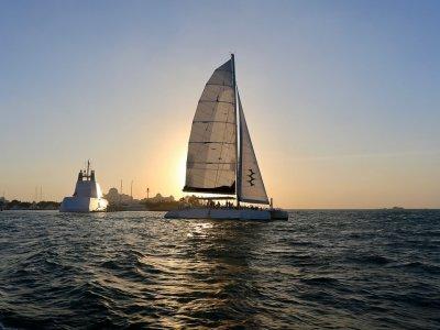 Sailing the Gulf asd Vela