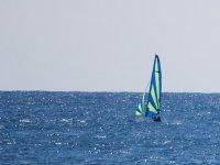 A vela in mare aperto