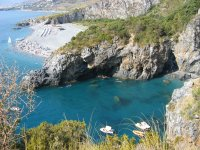 Calabrian coasts