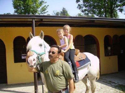 Passeggiata a cavallo (1h), Borgate di Giaveno