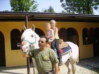 Horse ride (1h), Borgate di Giaveno
