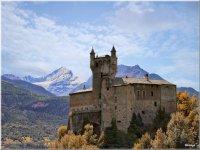 Visit the castles of Valle d'Aosta
