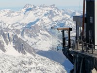 Visita sul Monte bianco