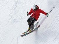 Freeride sugli sci