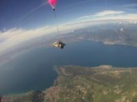 Volo in paracaduto