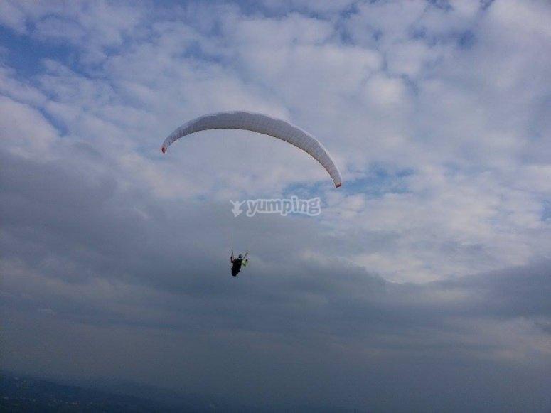Volare in alta