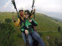 Volo in parapendio a Caprino Veronese 50 minuti