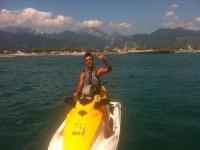 Moto d'acqua (15 min) in Toscana