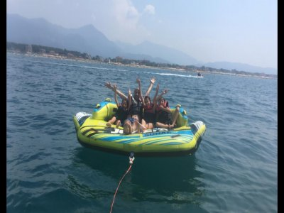 Daily dinghy rental in Tuscany