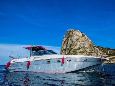 1/2 day boat tour, Mondello / Sferracavallo