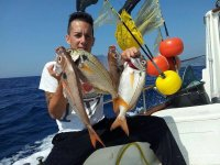 Mezza giornta di Pesca a Savona (6/8h)