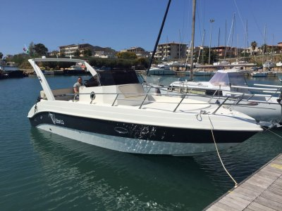 Boat rental with skipper (4h), Le Castella