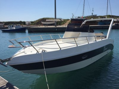 Boat rental with skipper (8h), Le Castella