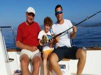 Pesca notturna a Savona (6h)