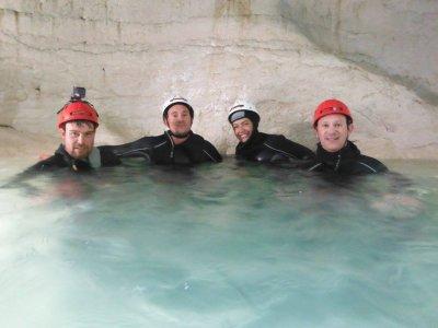 Canyoning classic nel Rio Maggiore di 3 ore