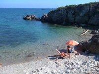 Le spiagge della zona