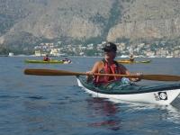 Vieni a divertirti con il kayak