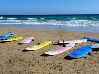 Corso Gioco-Surf per bambini, Isola delle femmine