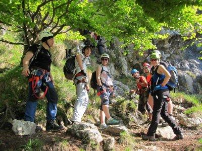 Escursione a piedi a Baunei della durata di 6 gg