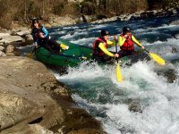 Rafting soft in Garfagnana (1.5 h)