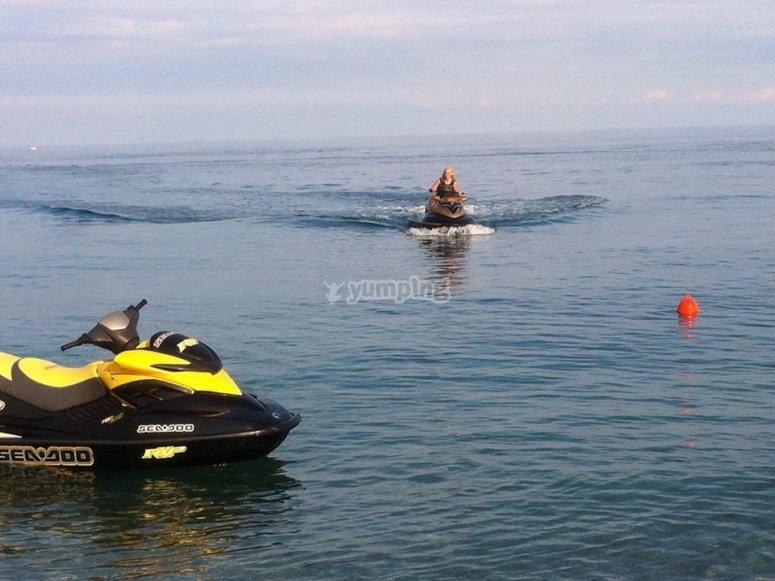 Splendido mare di Letojanni