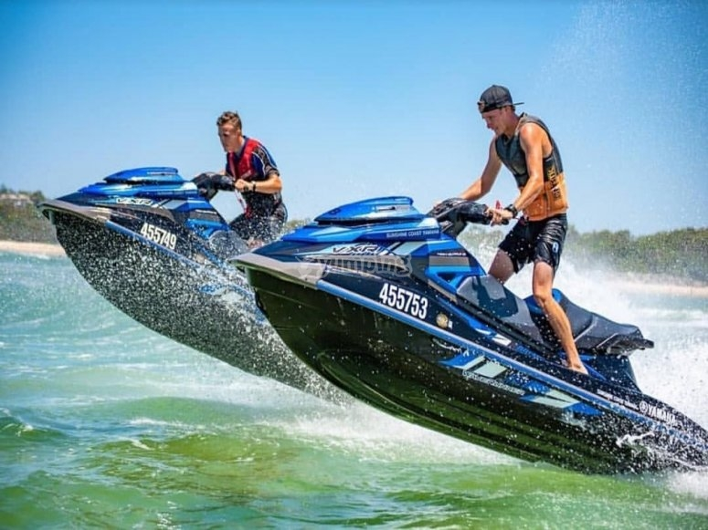 all avventura sulle nostre moto d acqua