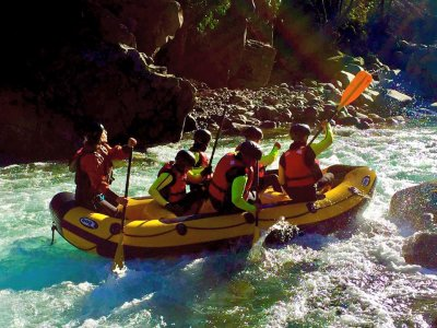 Rafting Top in Garfagnana (3 H)