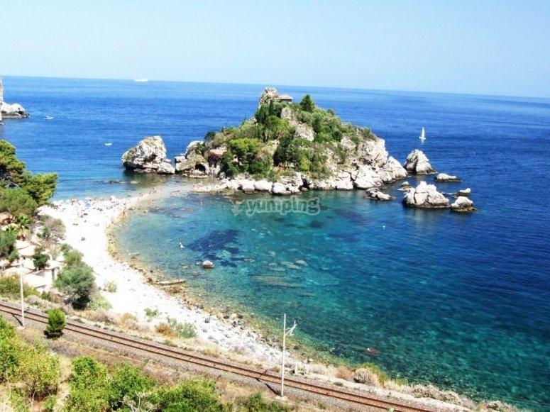 bay of taormina